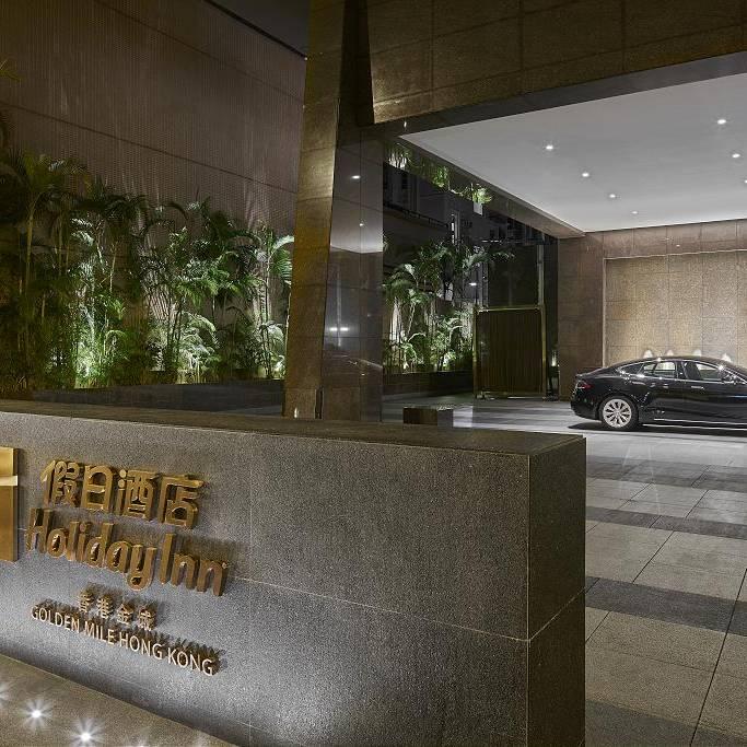 酒店停車場